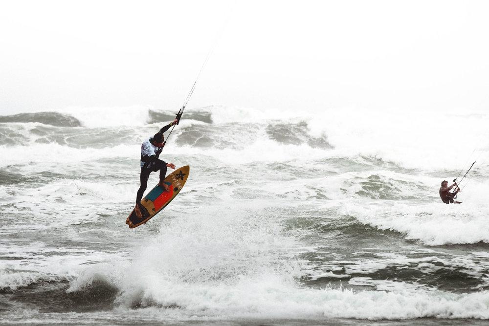 Joe Fulton | UK & NZ  Strapless Kitesurf, Hydrofoil Race champion