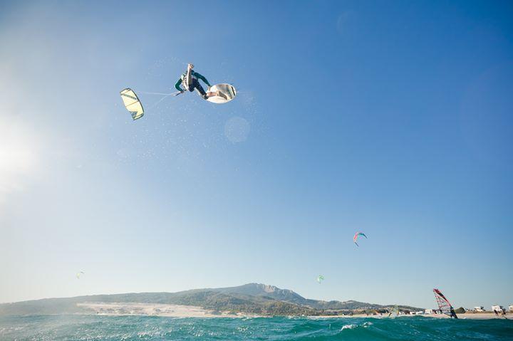 Joss de Pfyffer | Tarifa Spain  Pro Strapless Kiter, CEO Twist Tarifa, DJ,