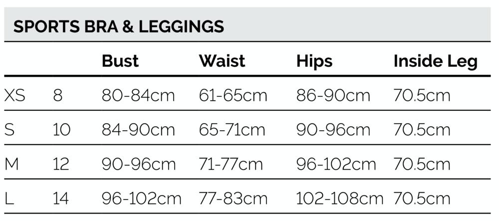 Yoga leggings comfort support