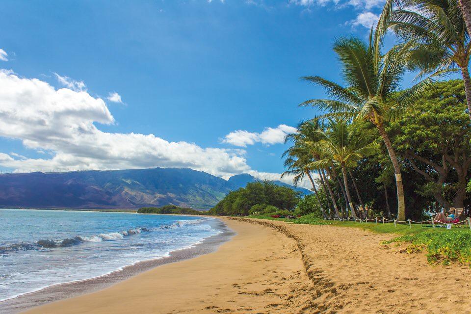 1/ Hawaii - Maui