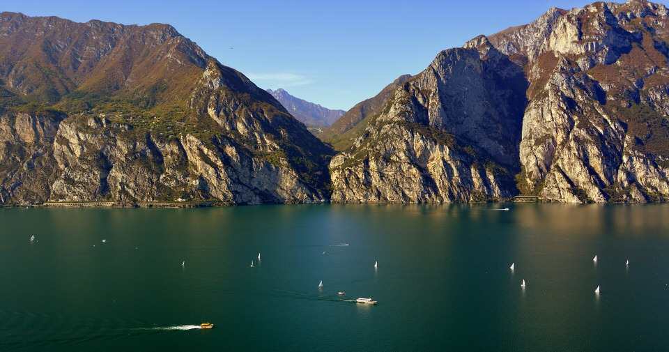 3. Italy - Lake Garda