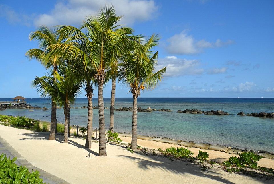 7. Mauritius -