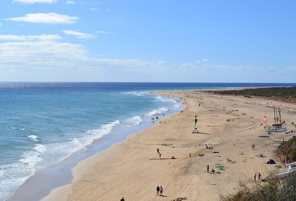 10. Canary Islands - Fuertaventura