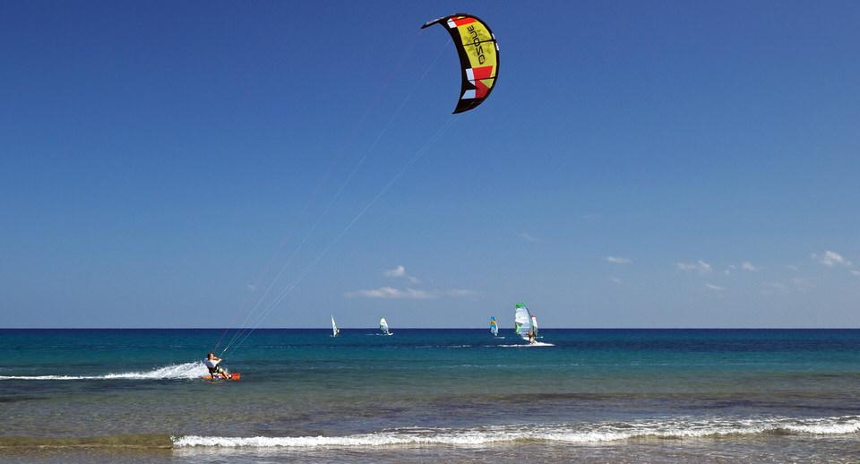 11. Greece - Prasonisi, Rhodes