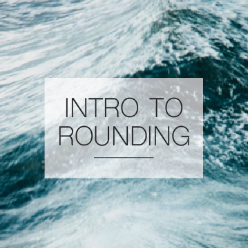 - INTRODUCTION TO ROUNDING // Saturday 17.02.18 // 8:00am - 2:00pm1.5hr instructional session + Advanced RoundingIncludes rounding instruction, knowledge session and take-home notes. this then moves directly into the 3hr free flow workshopInvestment: $110note: you can resit the introductory session for free if you have already learnt the rounding technique.