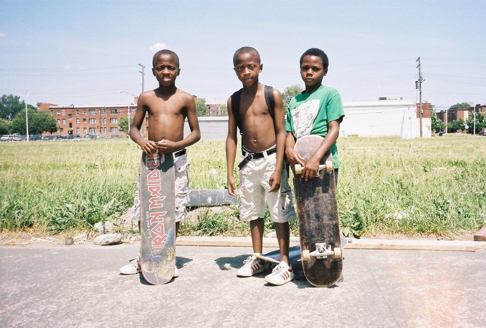 Amir, Rashad, and Jamaree. 2017.