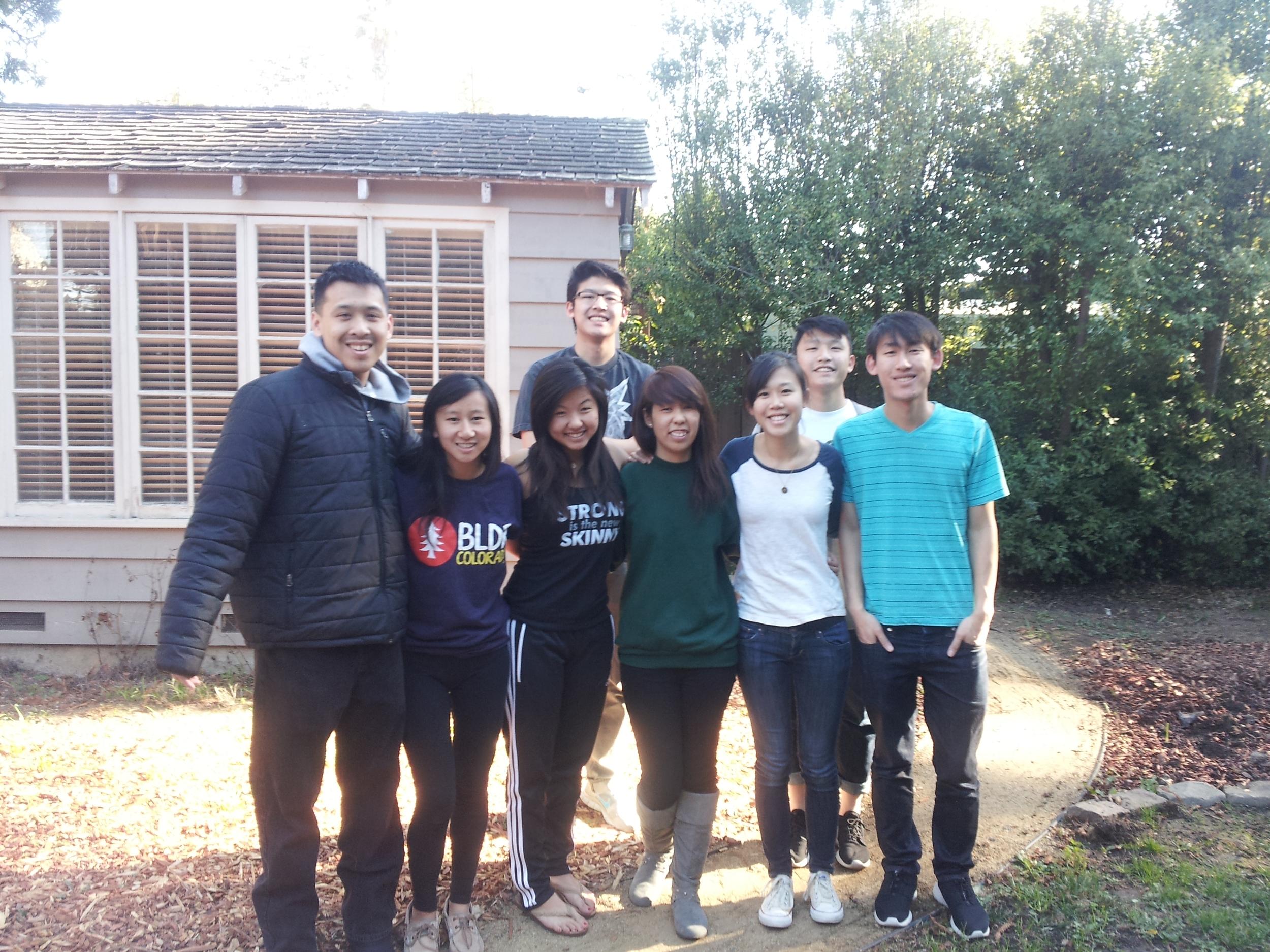 College/YA retreat