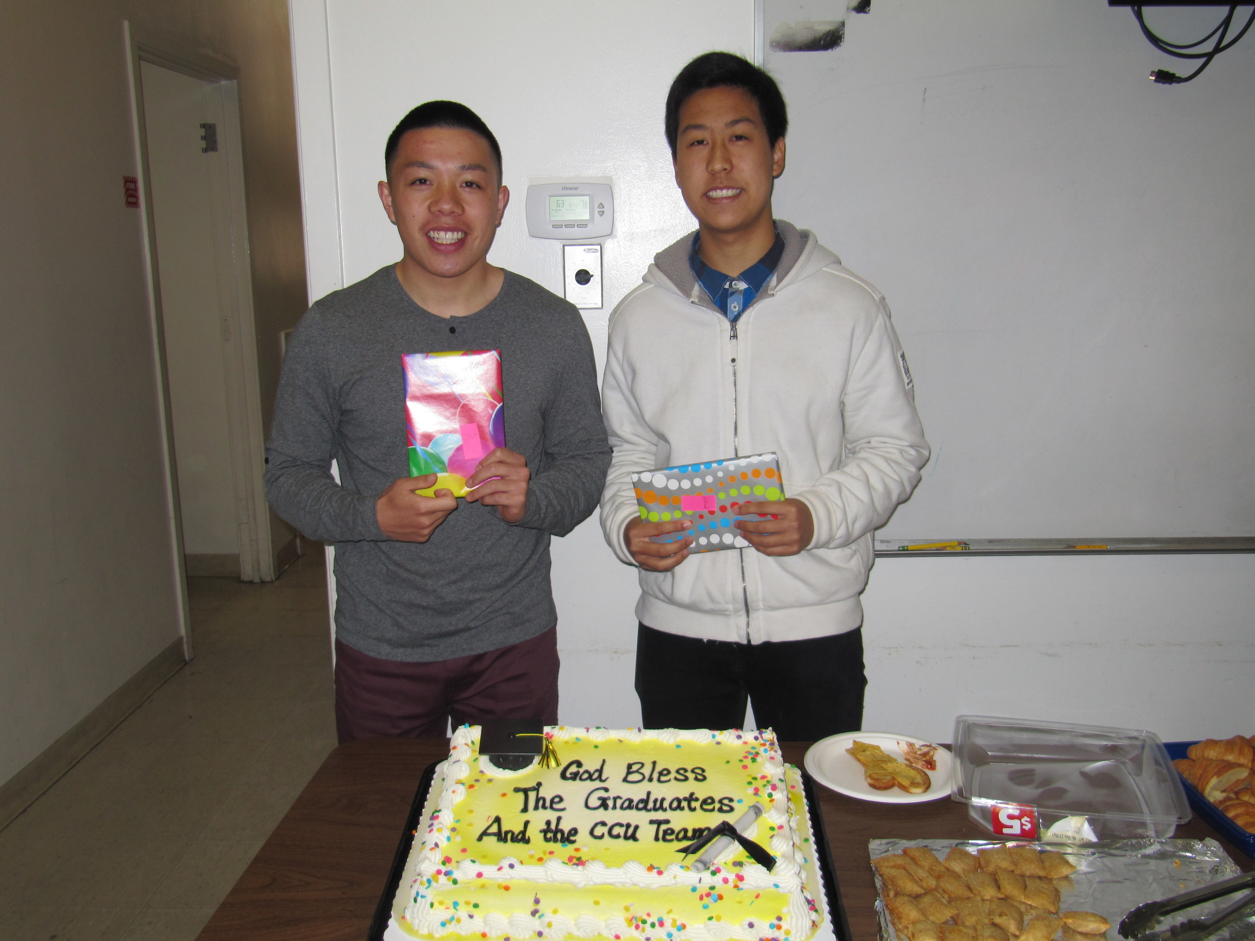 Jason Ching & Lemuel Chan (not pictured: Sam Mak, Caresse Chan, Chris Chan, Stephen Chan)