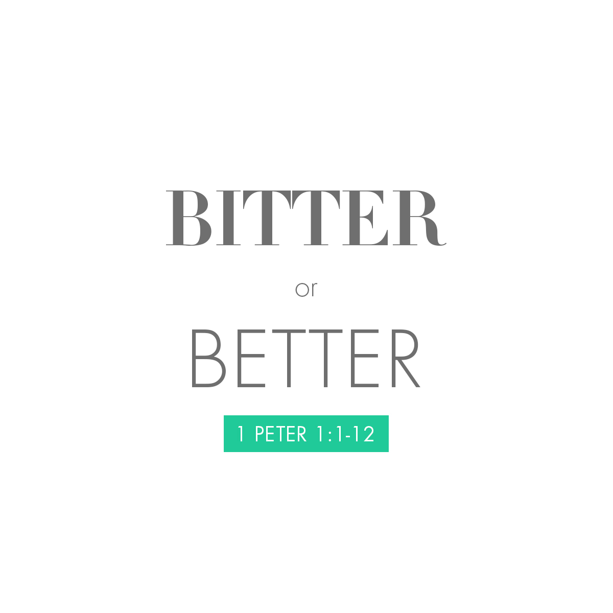 150913_Bitter or Better