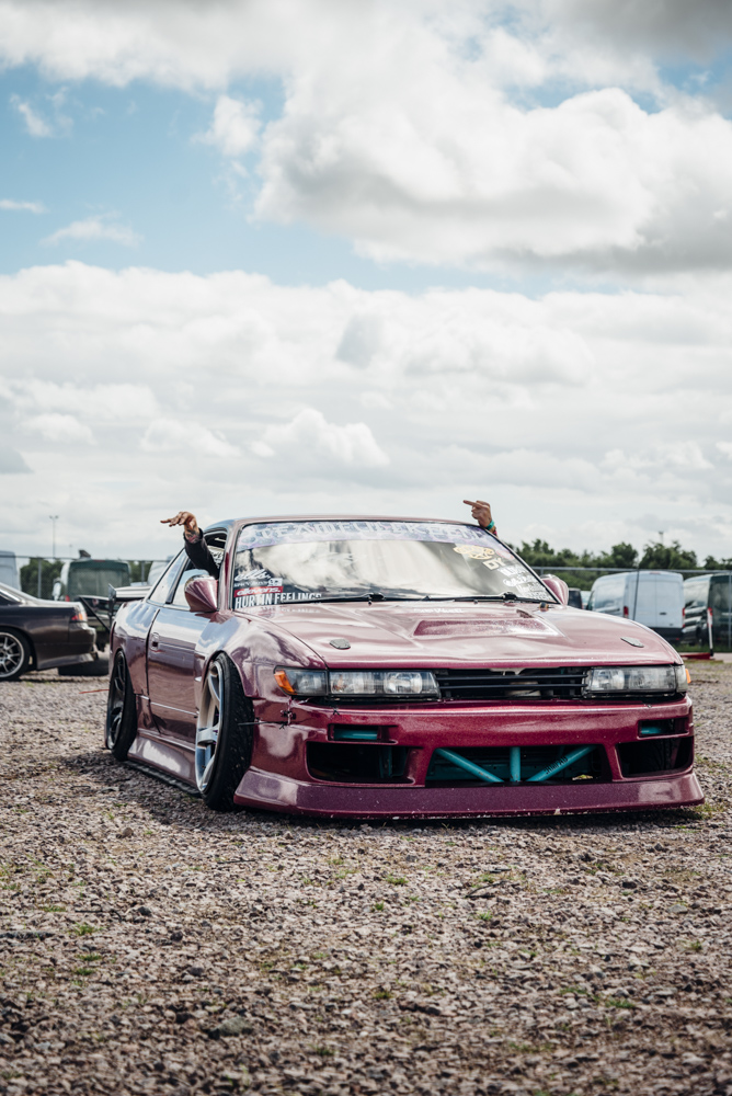 Rockingham Drift - Rockingham Motor Speedway