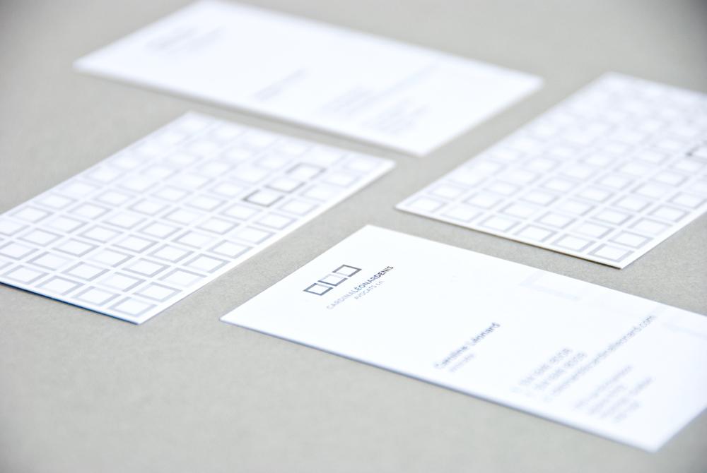 Image de marque et papeterie. Imprimé.