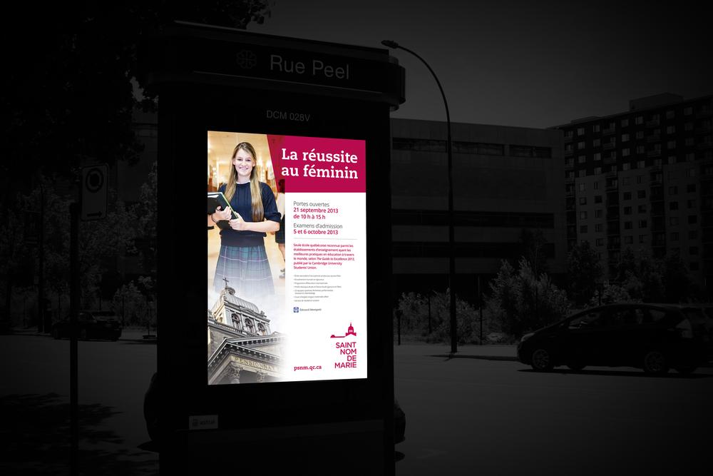 Campagne publicitaire 2013.