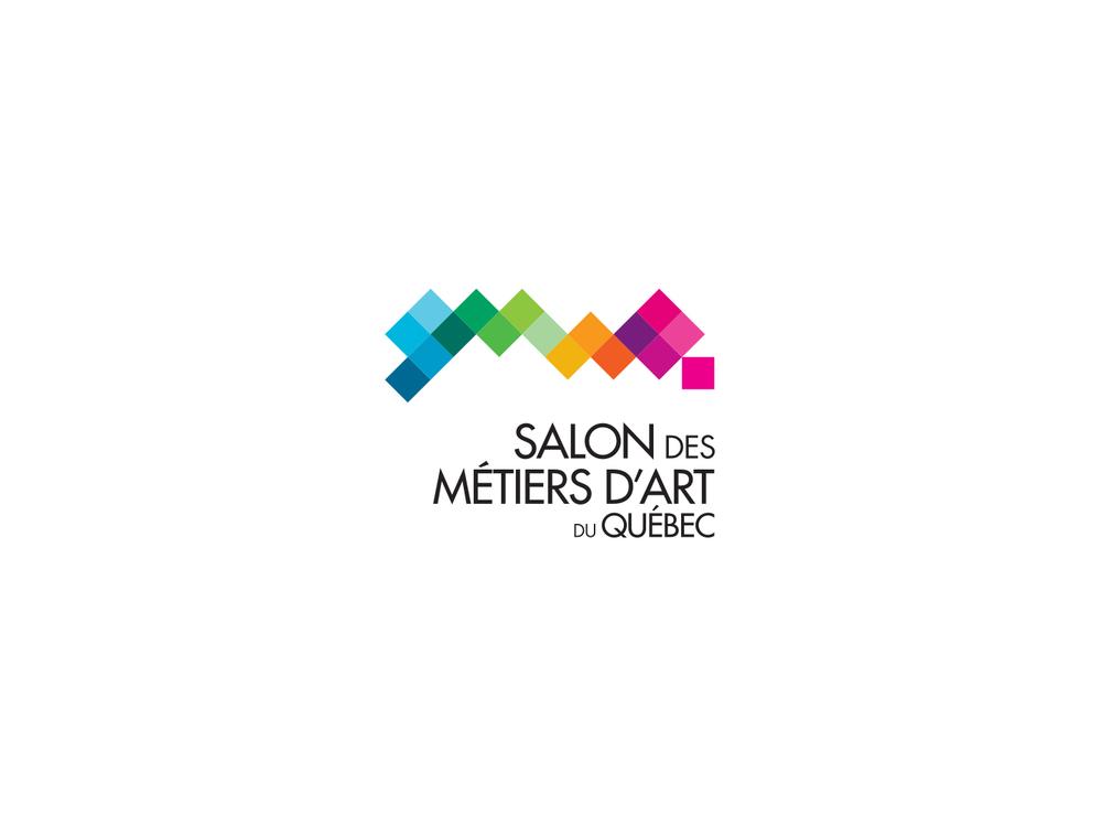 Salon des Métiers d'art du Québec, image de marque.