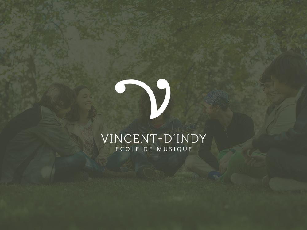 École de musique Vincent-d'Indy.