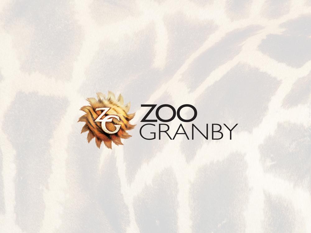Zoo de Granby.