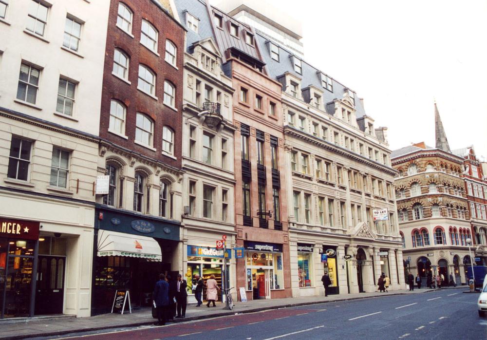 Eastcheap, City of London