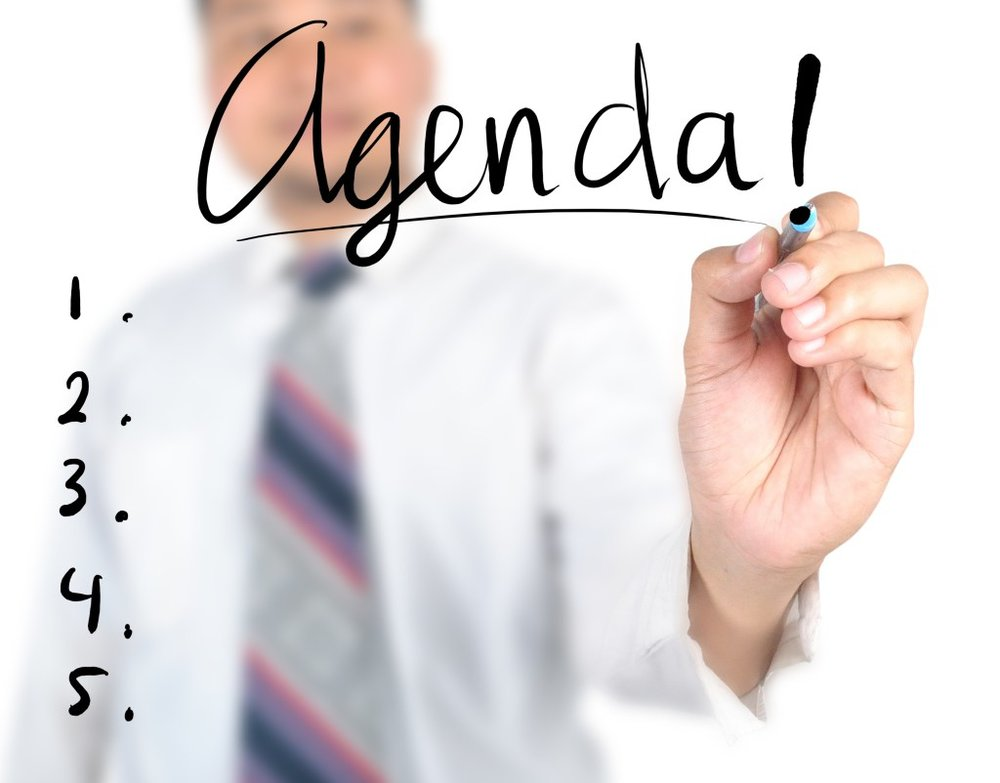 Click here for Agenda