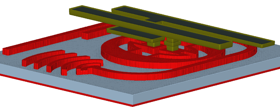 Coventor PIC Design Simulation Services