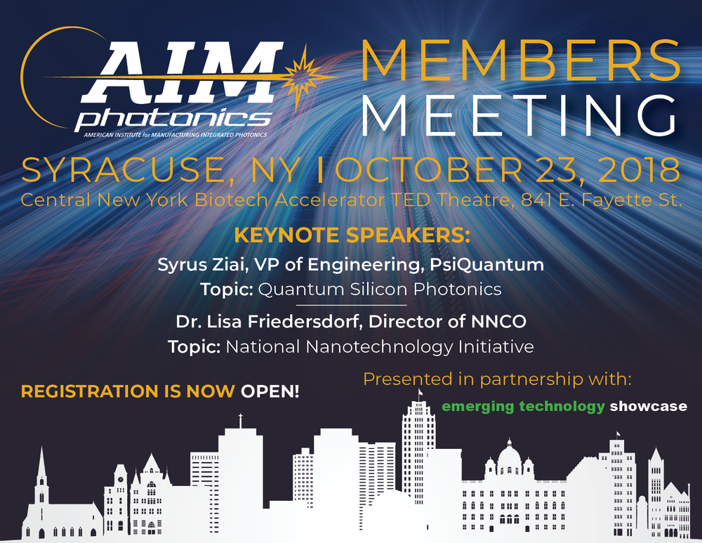 Members Meeting Keynotes