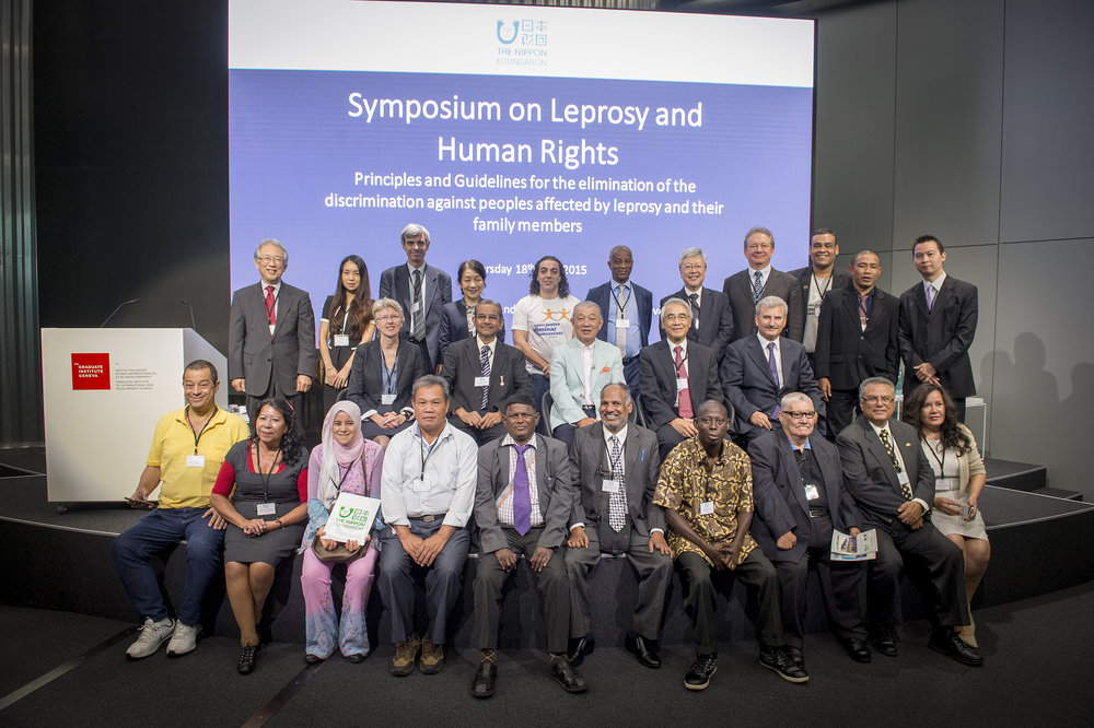 Symposium at the United Nations, Geneva