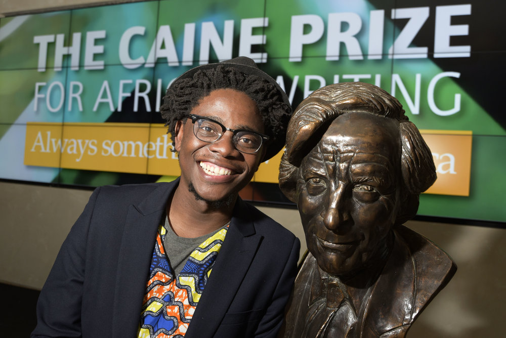 Lidudumalingani is annuonced as the winner of the Caine Prize 2016