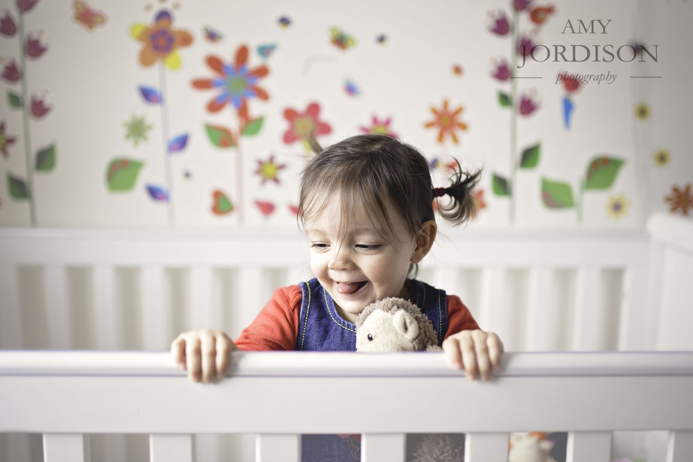 Family Photoshoot at Home in Yorkshire: Amy Jordison Photography