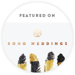 Find me on Boho Weddings!