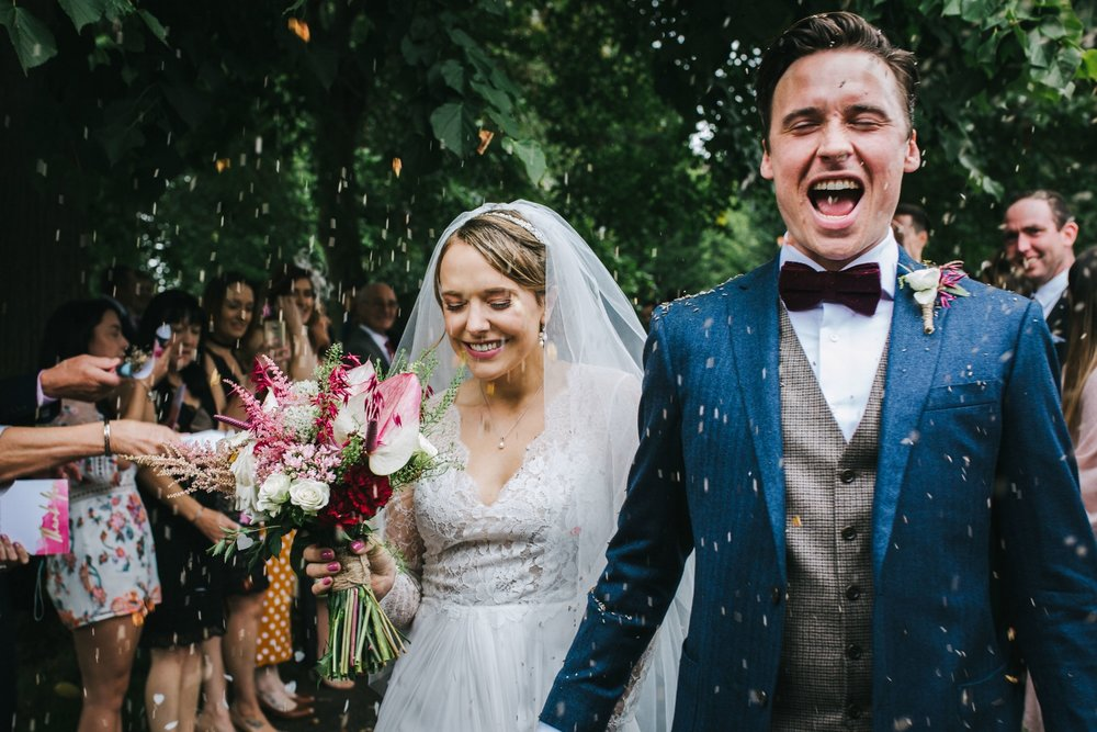 George and Jess - So glad we chose Amy to photograph our wedding day. Her beautiful photographs speak for themselves. She was such a pleasure to work with. Thank you Amy for making us feel so natural in front of the camera :)