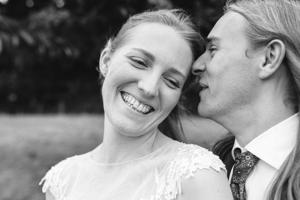 Josh and Fe - We have had the privilege of being in her beautiful photos before so we knew she would be the perfect choice as our wedding photographer.