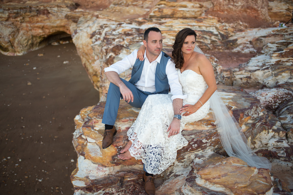 Mark and Suzanne 1 - Darwin Wedding Photography