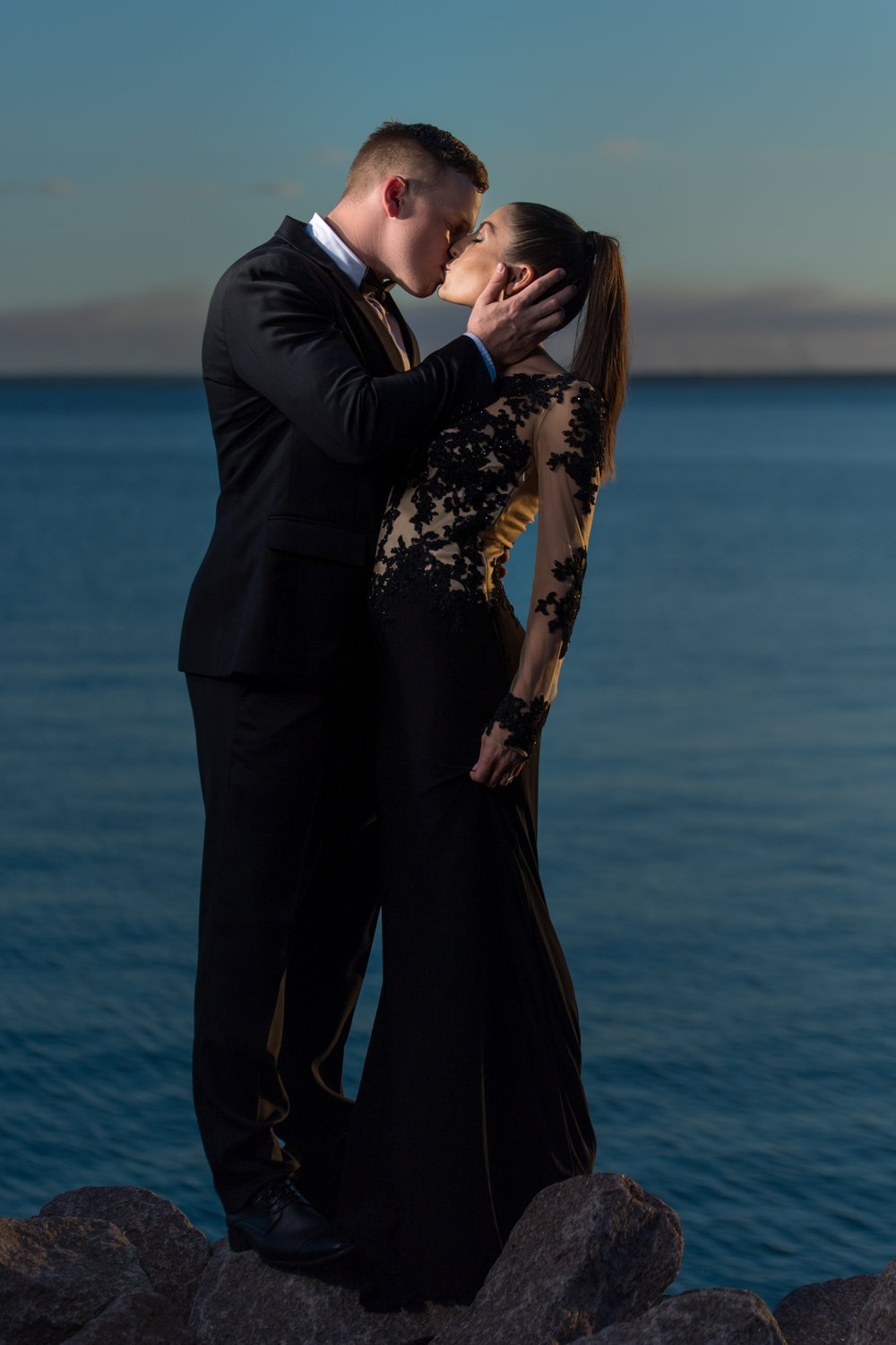 Dee and Justin - Top End Weddings