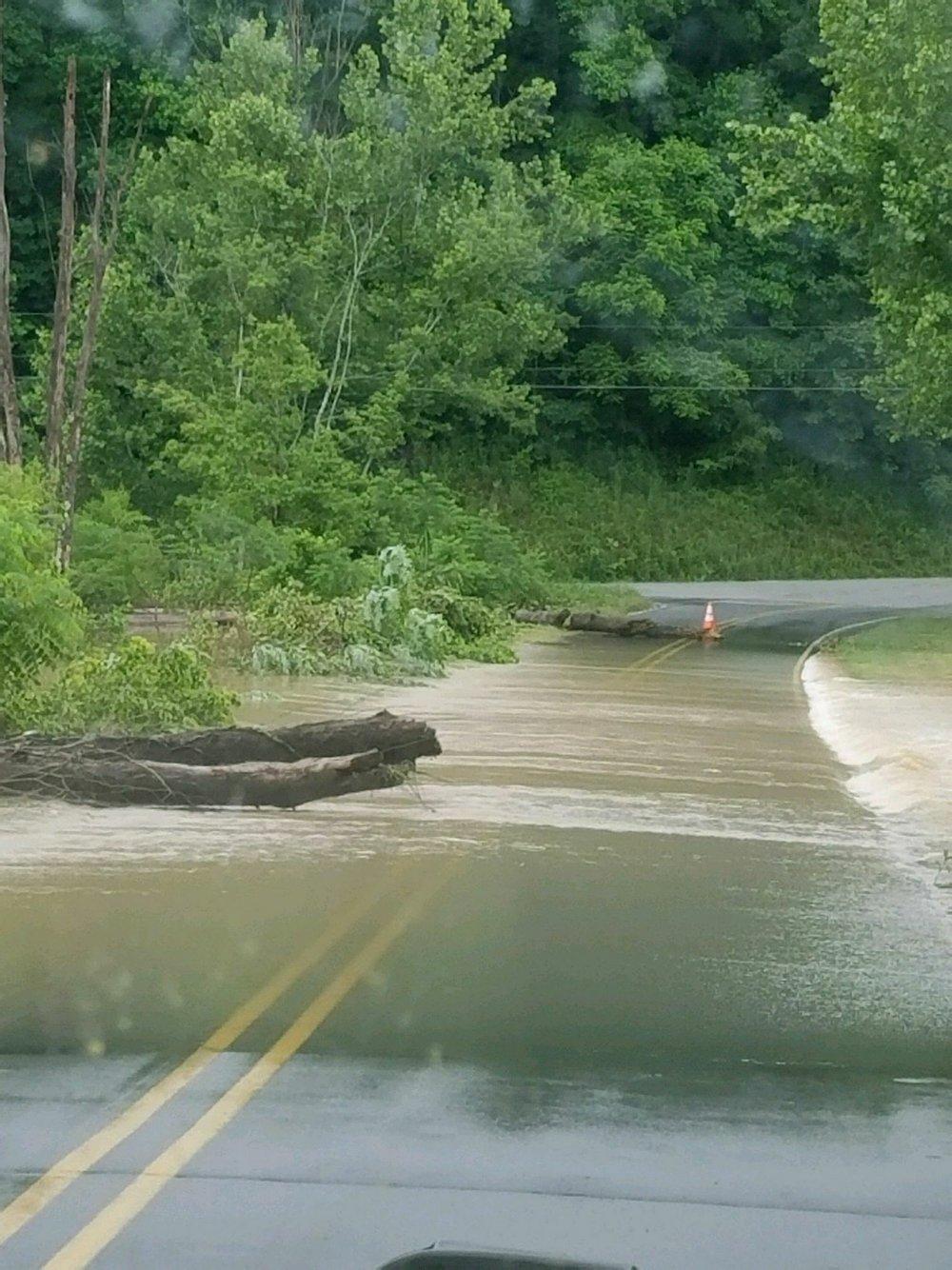 Yancey Rd Flooding