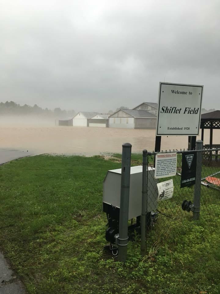 Shiflet Field, Marion NC