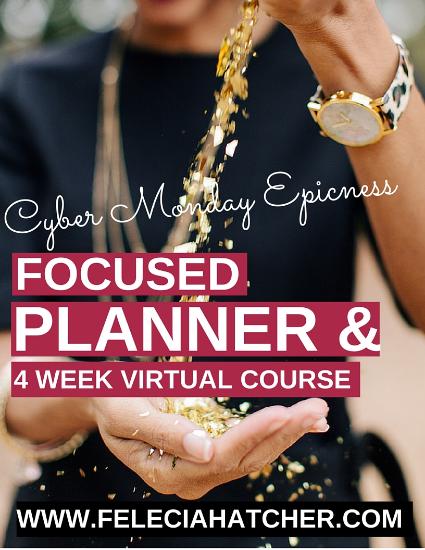 focused planner