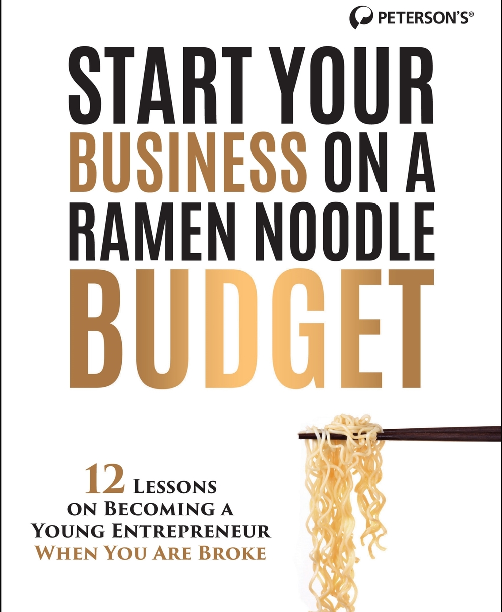 start your business on a ramen noodle budget felecia hatcher