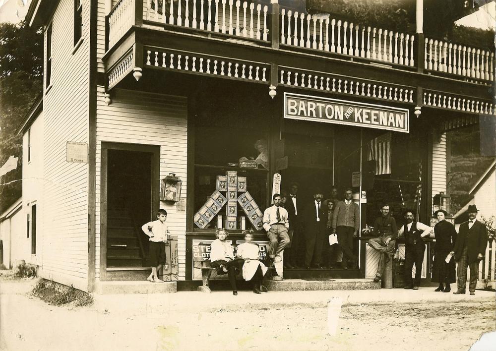 Hague Market, circa 1901