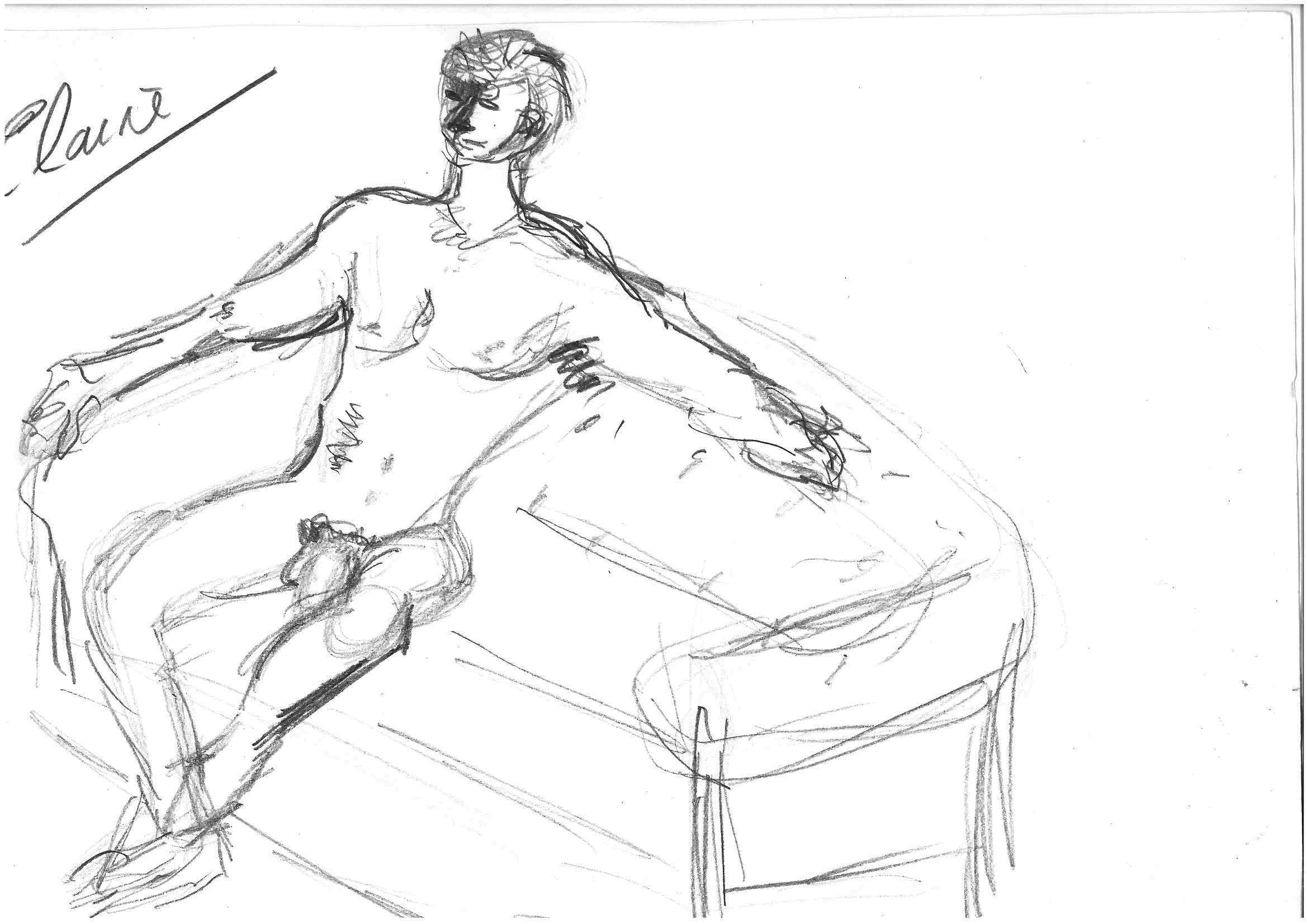 blog u2014 hen party life drawing