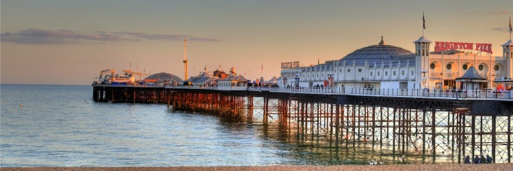 Brighton was one of the most popular hen destinations according to Chillsauce