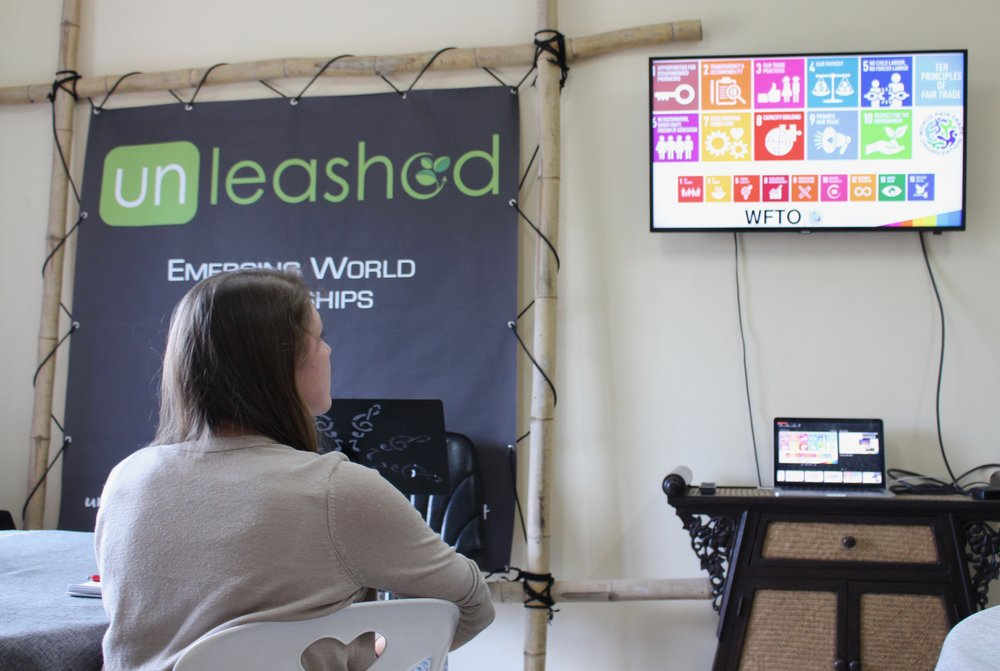 """If you are looking for an opportunity to experience Southeast Asia while serving and learning through a local business, then Unleashed is for you.""   Rebecca C., International Business, Biola University   APPLY NOW"