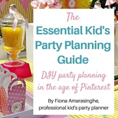 Planning the Perfct Kid's Party Guide