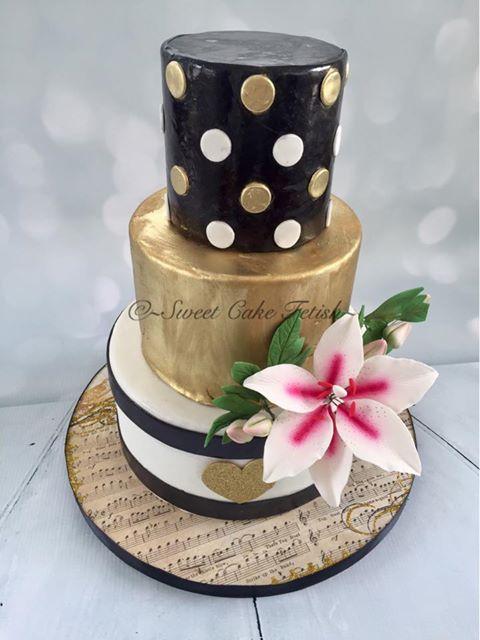 Celebration Sweet Cake Fetish