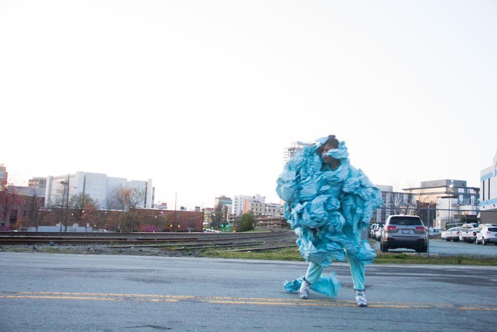 FrivArt Ginger in street.jpg