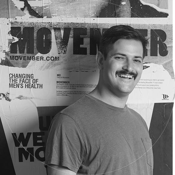 Doug Prusoff  Movember Foundation