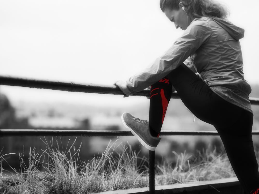 CSX, Active Woman Image