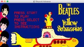 Yellow Submarine - Game Boy Advance, Core Mechanic