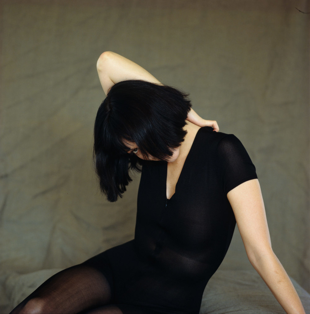 Kim Cattrall - studio, Nottinghill