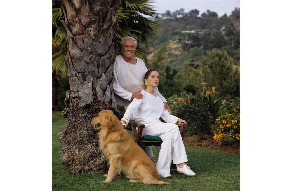 Timothy Leary - Bel Air, LA