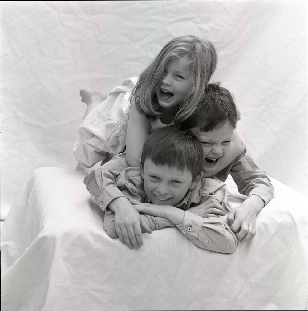 Cameron, Alasdair & Lindsey Russells