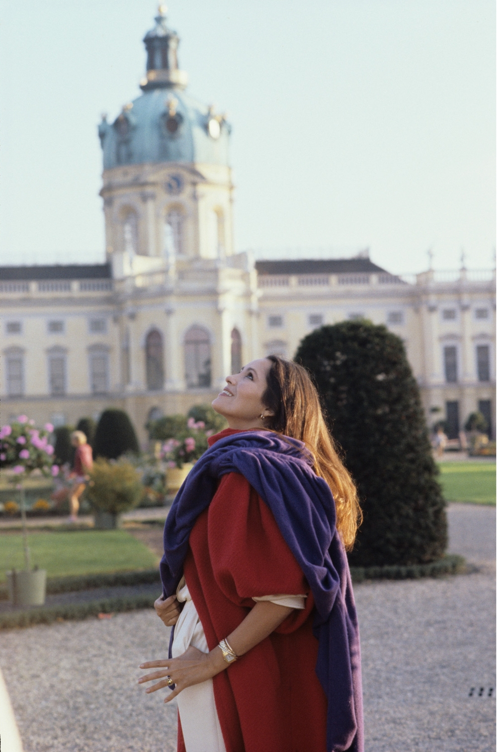 Barbara Carrera  - Charlottenburg Palace, Berlin