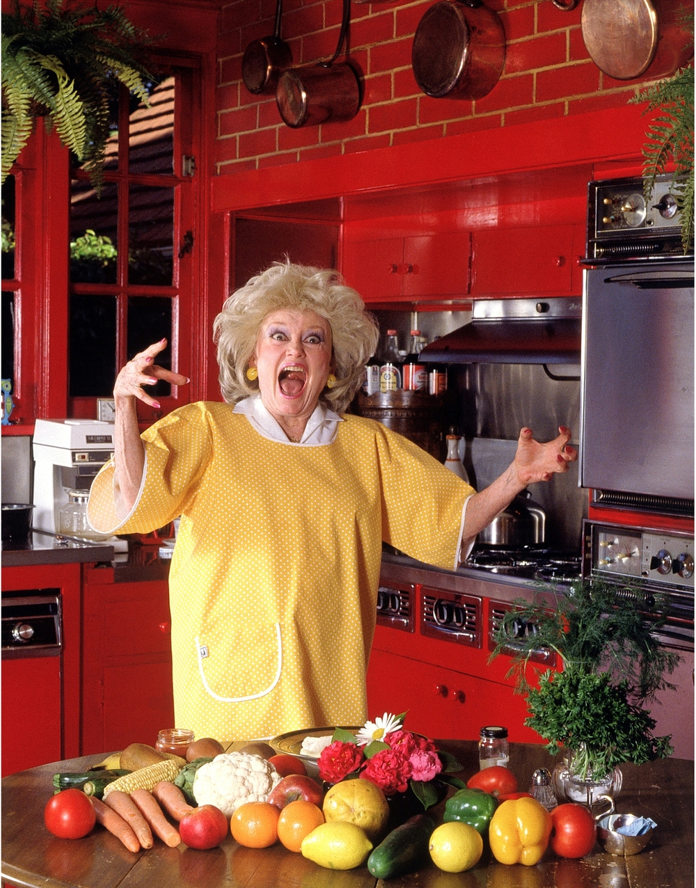 Phyllis Diller - Pacific Palisades, LA